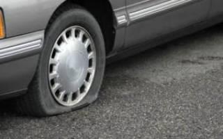 Стоит ли ремонтировать боковой порез шины?