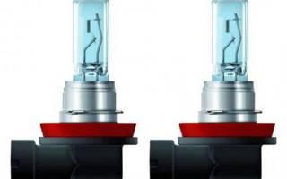 Лампочки Н11 какие лучше?