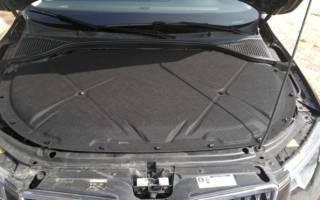 Как утеплить капот автомобиля своими руками?