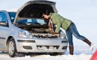 Почему машина глохнет после запуска двигателя?