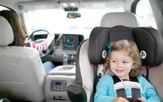 Как ставить автокресло в машину?