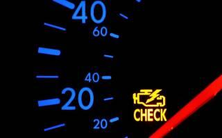 Какой датчик отвечает за обороты двигателя?