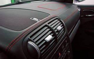 Как восстановить панель автомобиля своими руками?