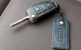 Потерял оба ключа от машины что делать?