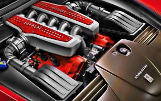 Чем очистить масло с двигателя?