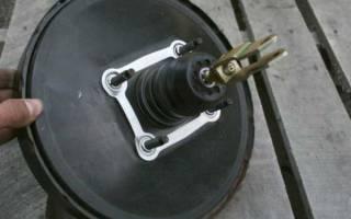 Влияет ли вакуумный усилитель на работу двигателя?