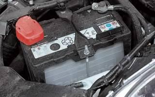 Как правильно установить аккумулятор на машину?