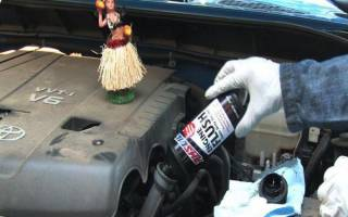 Пенный очиститель двигателя какой лучше?