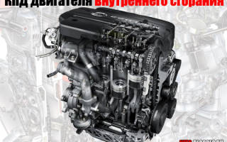 Как рассчитать КПД двигателя?