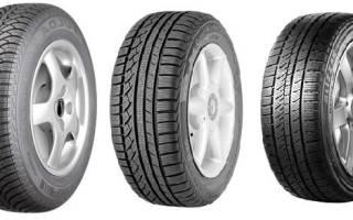 Характеристики зимних шин как правильно выбрать шины?