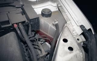 Как долить антифриз в машину?