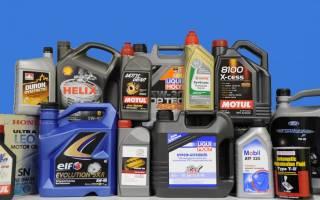 Как правильно сливать масло с двигателя?