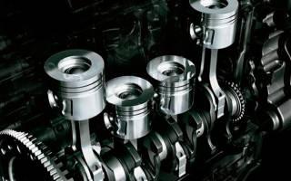 Из чего состоит поршень двигателя?