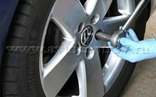 Как правильно менять шины?