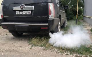 Как уменьшить дымность двигателя?