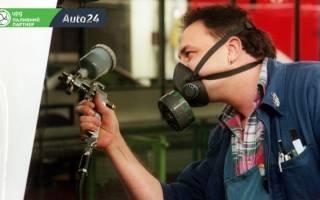 Как сделать кузовной ремонт автомобиля своими руками?