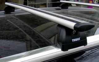 Как сделать багажник на рейлинги своими руками?