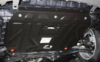 Чем покрасить защиту картера двигателя?