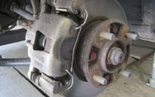 Стучат тормозные колодки что делать?