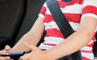 Что такое бустер для детей в машину?