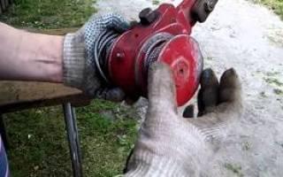 Как сделать храповик своими руками?