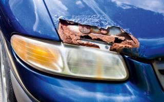 Как остановить коррозию кузова автомобиля своими руками?