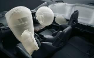Сработали боковые подушки безопасности что делать?