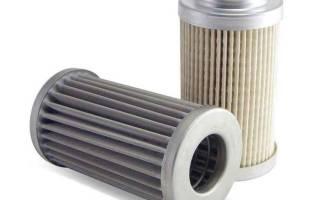 Как устроен топливный фильтр дизельного двигателя?