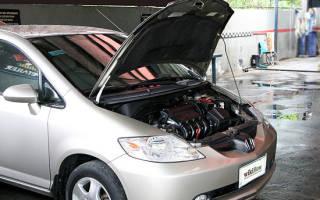 Как почистить двигатель автомобиля своими руками?