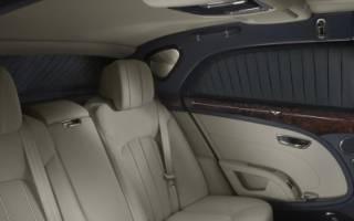 Как повесить шторки в машину?