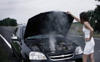 Протекает радиатор охлаждения что делать?