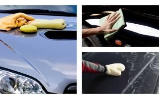 Как отполировать кузов автомобиля своими руками?
