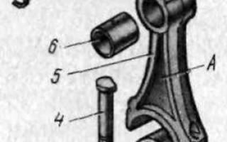 Что входит в поршневую группу двигателя?