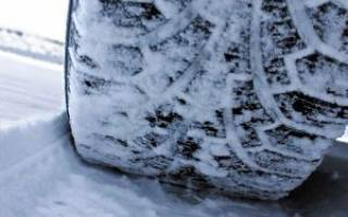 Когда по закону нужно обувать зимнюю резину?