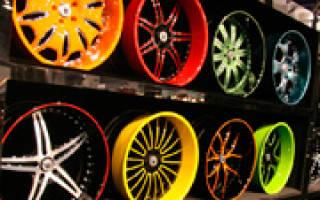 Как покрасить автомобильные диски своими руками?
