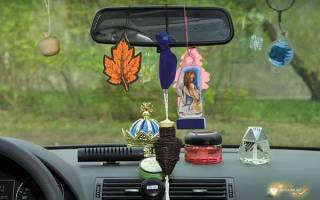 Как выбрать ароматизатор в машину?