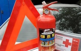Какой автомобильный огнетушитель лучше?