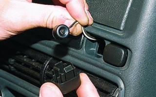 Как установить секретку на автомобиль своими руками?