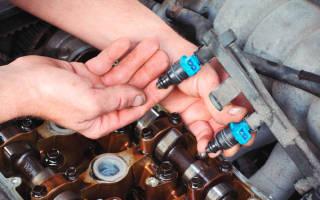 Почему забиваются форсунки двигателя?