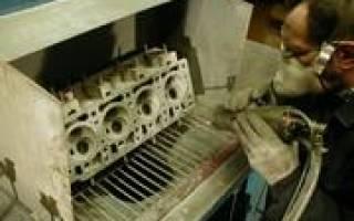 Трещина на блоке двигателя чугун что делать?