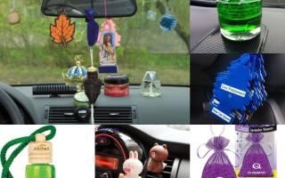Освежитель воздуха в автомобиль какой лучше?