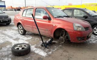 Как правильно подобрать зимние шины?