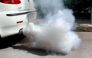 Попал антифриз в двигатель что делать?