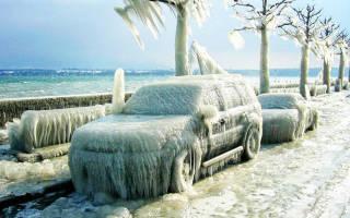 Замерзает замок двери автомобиля что делать?