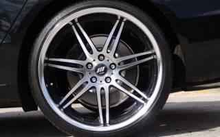Как узнать ширину профиля шины?