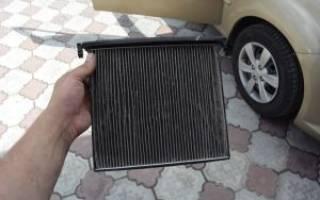 Салонный фильтр угольный или простой что лучше?