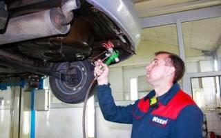 Как убрать коррозию с авто своими руками?