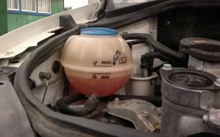 Как слить охлаждающую жидкость с блока двигателя?