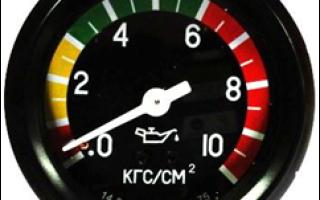 Низкое давление масла в двигателе что делать?