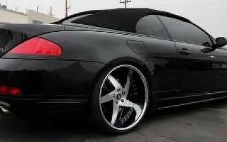 Как определить профиль шины?